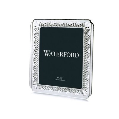 WATERFORD Wedding Heirloom Cadre 8X10""