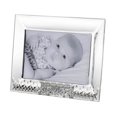 "WATERFORD Lismore Essence Frame 4X6"" Horizontal"