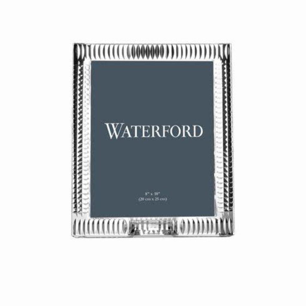 """WATERFORD Lismore Diamond Frame 8X10"""""""