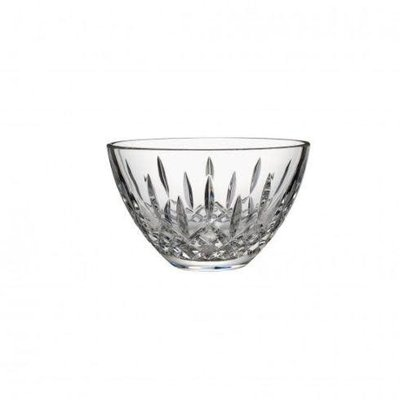 WATERFORD Treasures Of The Sea Lismore Bowl 8""