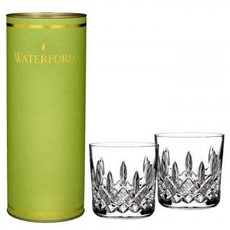 WATERFORD Giftology Lismore Verre 9 Oz Ensemble de 2 (Tube Lime)