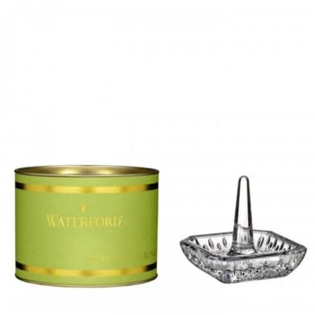"WATERFORD Giftology Lismore Carré Porte-Bague 3"" (Tube Lime)"
