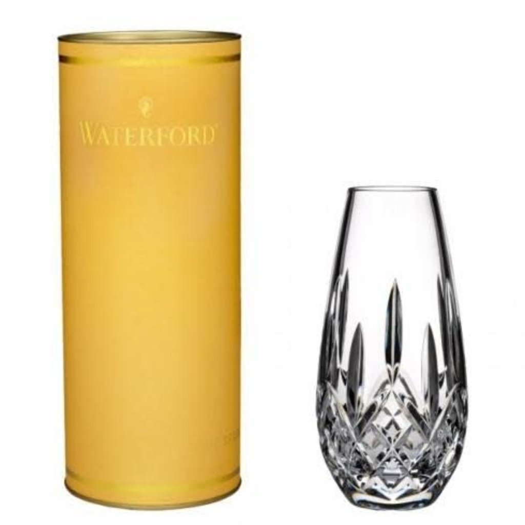 "WATERFORD Giftology Lismore Miel Vase de Bourgeon 6"" (Tube Canary)"