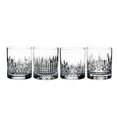 WATERFORD Lismore Evolution Dof 12 Oz Set/4