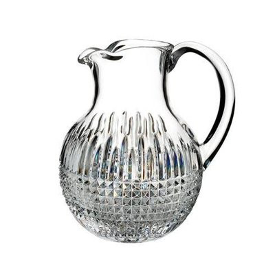 WATERFORD Lismore Diamond Encore Traditionnel Pitcher 67.6 Oz