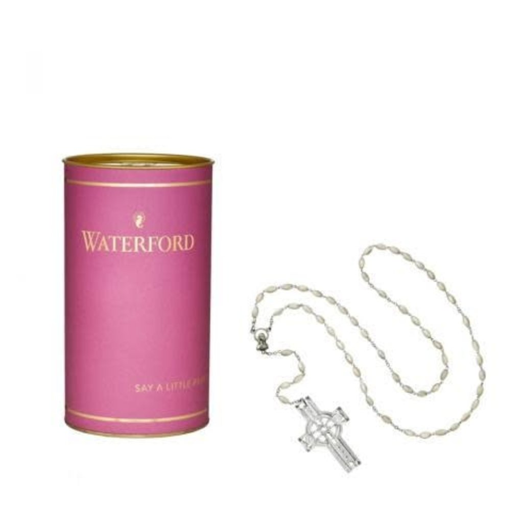 WATERFORD Giftology Perles de Chapelet (Tube Violet)