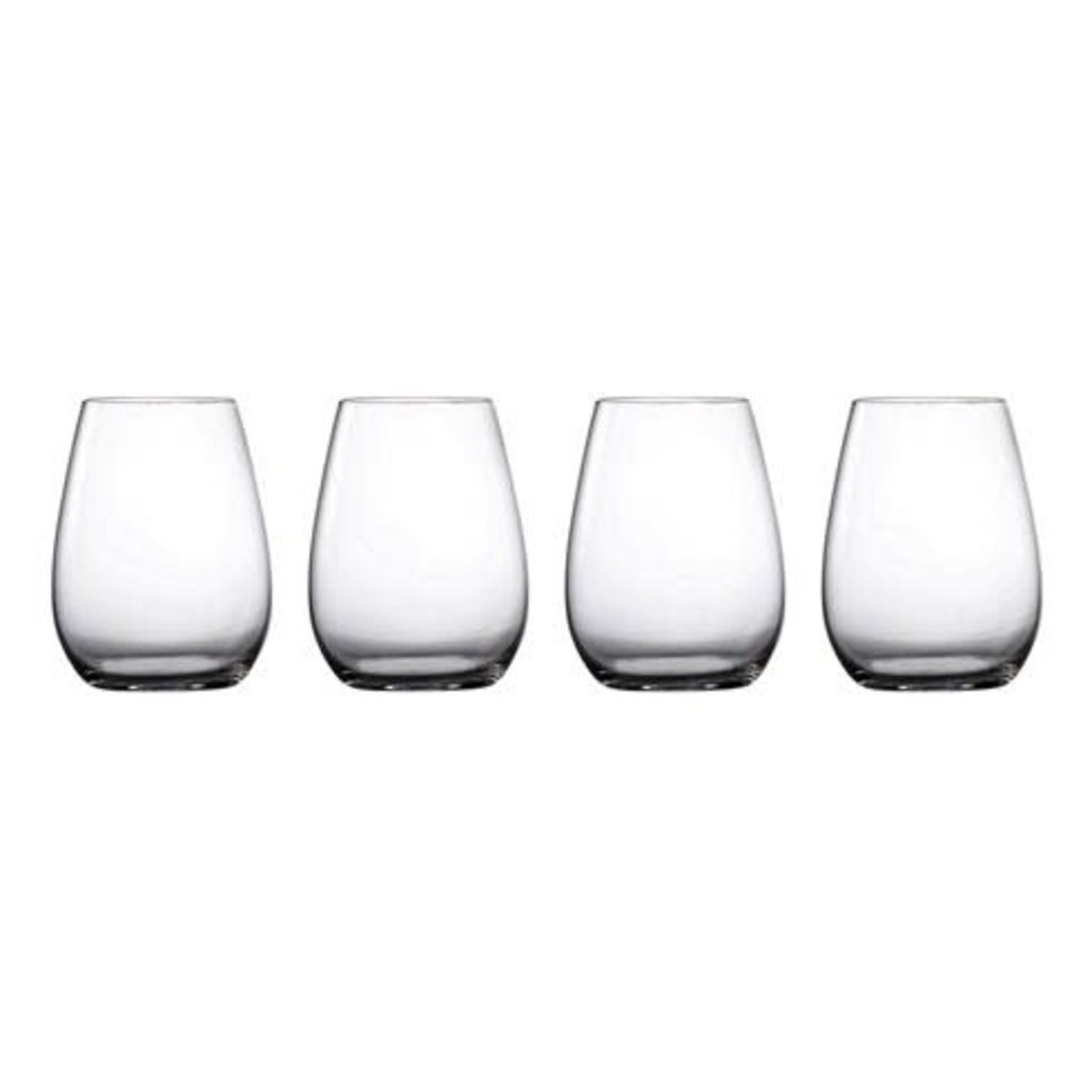 WATERFORD Moments Wine Stemless 18.6 Oz Ensemble/4