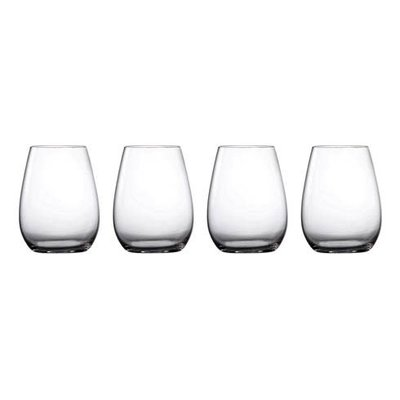 WATERFORD Moments Wine Stemless 18.6 Oz Set/4