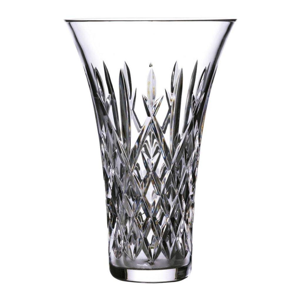 "WATERFORD Treasures Of The Sea Araglin Vase Flared 12"""