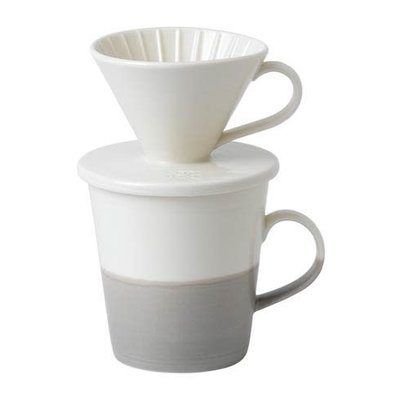 ROYAL DOULTON Coffee Studio Single Pour Over Set 19 Oz