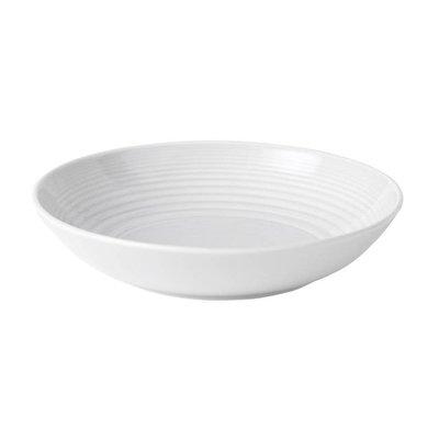 ROYAL DOULTON Maze White Open Vegetable/Pasta Bowl 24 Oz
