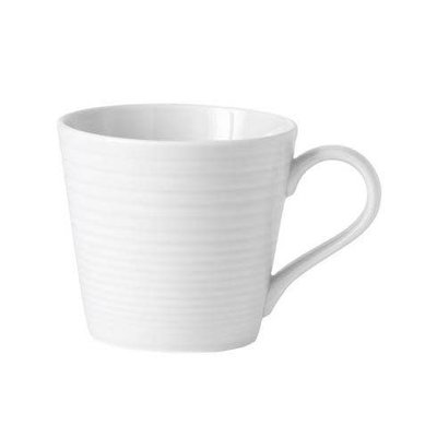 ROYAL DOULTON Maze White Mug 14 Oz