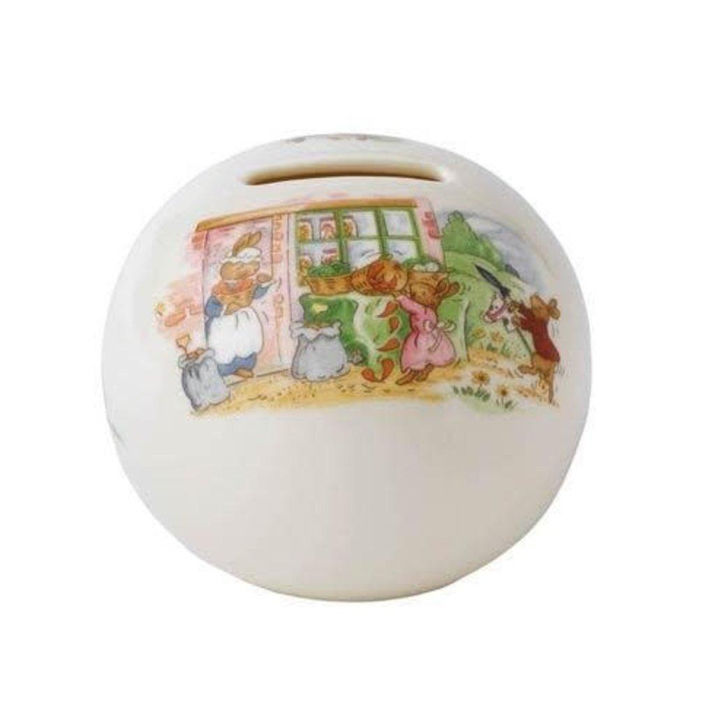 ROYAL DOULTON Bunnykins Bank – Money Ball