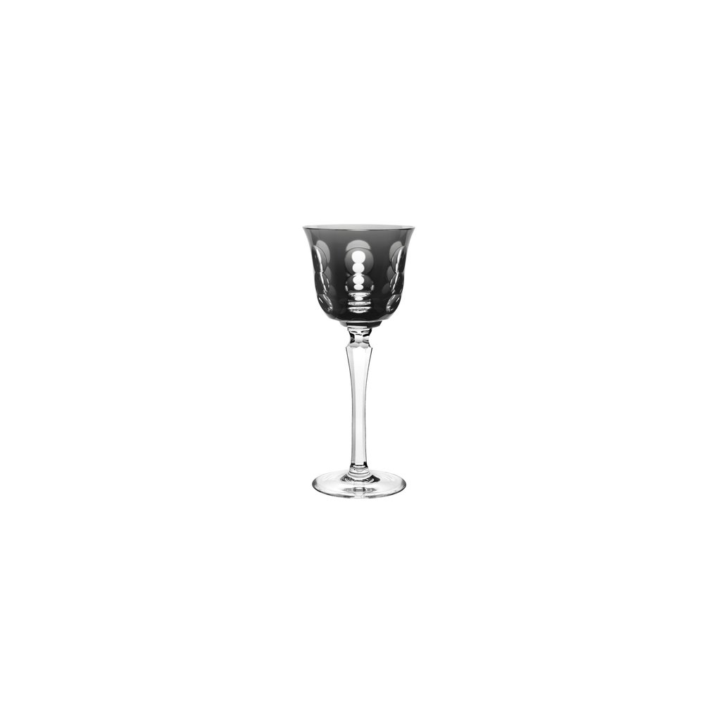 CHRISTOFLE Grey Rhin Wine Glass