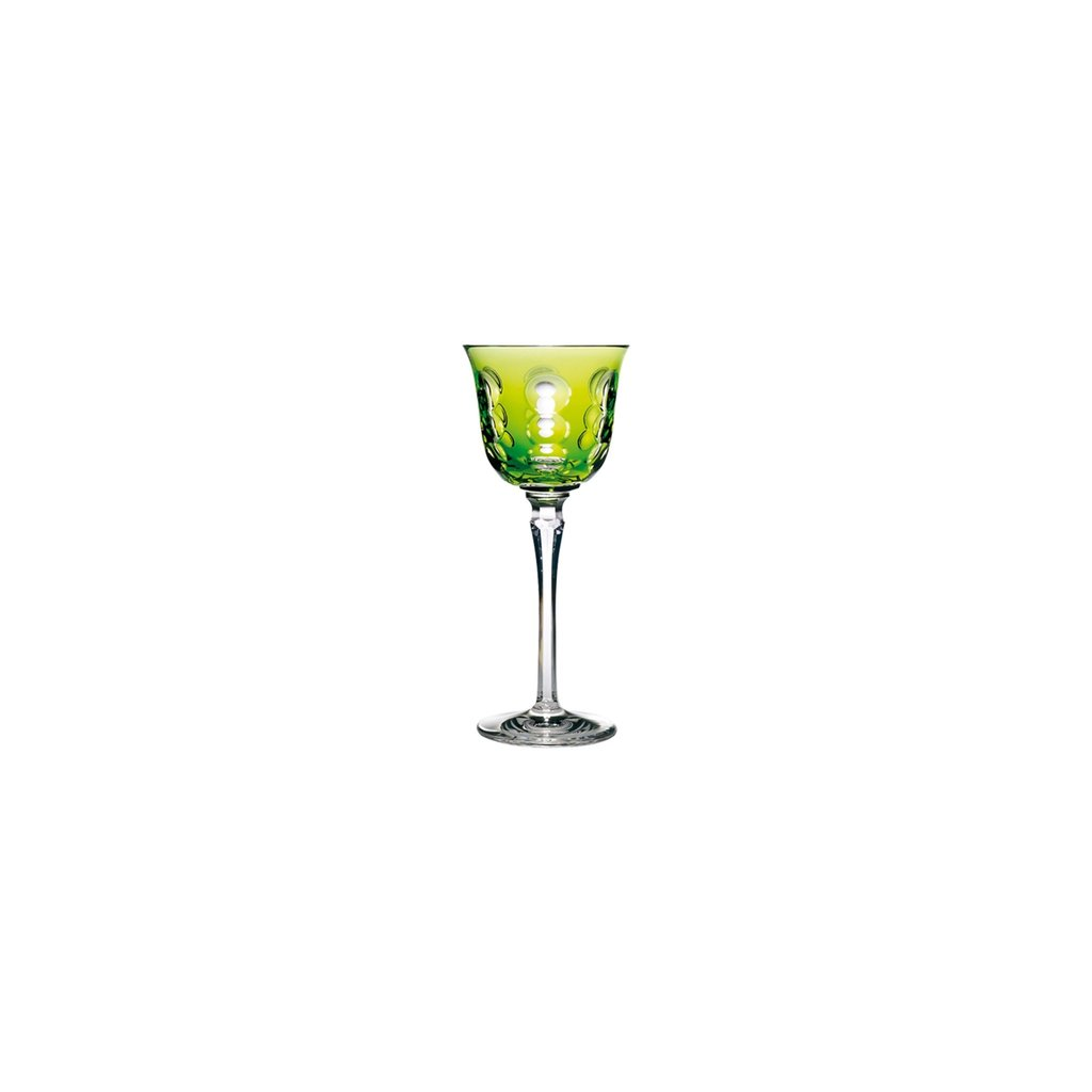 CHRISTOFLE Rhine Wine Glass Anise
