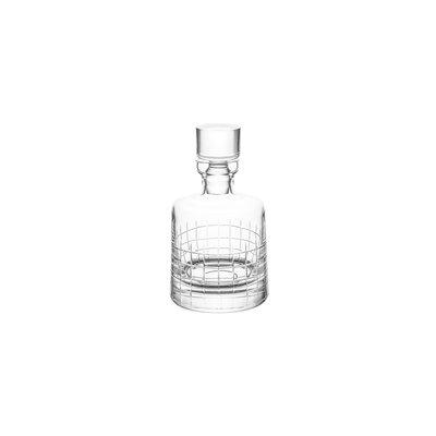 CHRISTOFLE Graphik Carafe À Whisky En Cristal Chaque 8 3/10'' - 25 1/3 Oz
