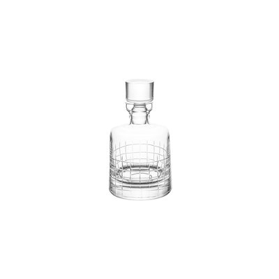 CHRISTOFLE Whisky Decanter Graphik