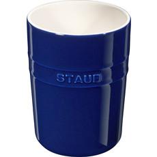 STAUB Ceramic Utensil Holder Blue