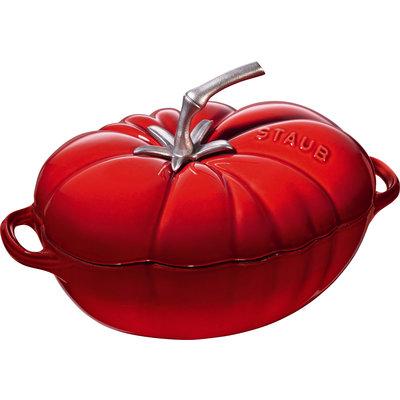 STAUB Cocotte Tomate 2.9L Rouge Cerise