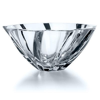 BACCARAT Objectif Large Decorative Bowl 4 1/2'' H - 9 3/4''