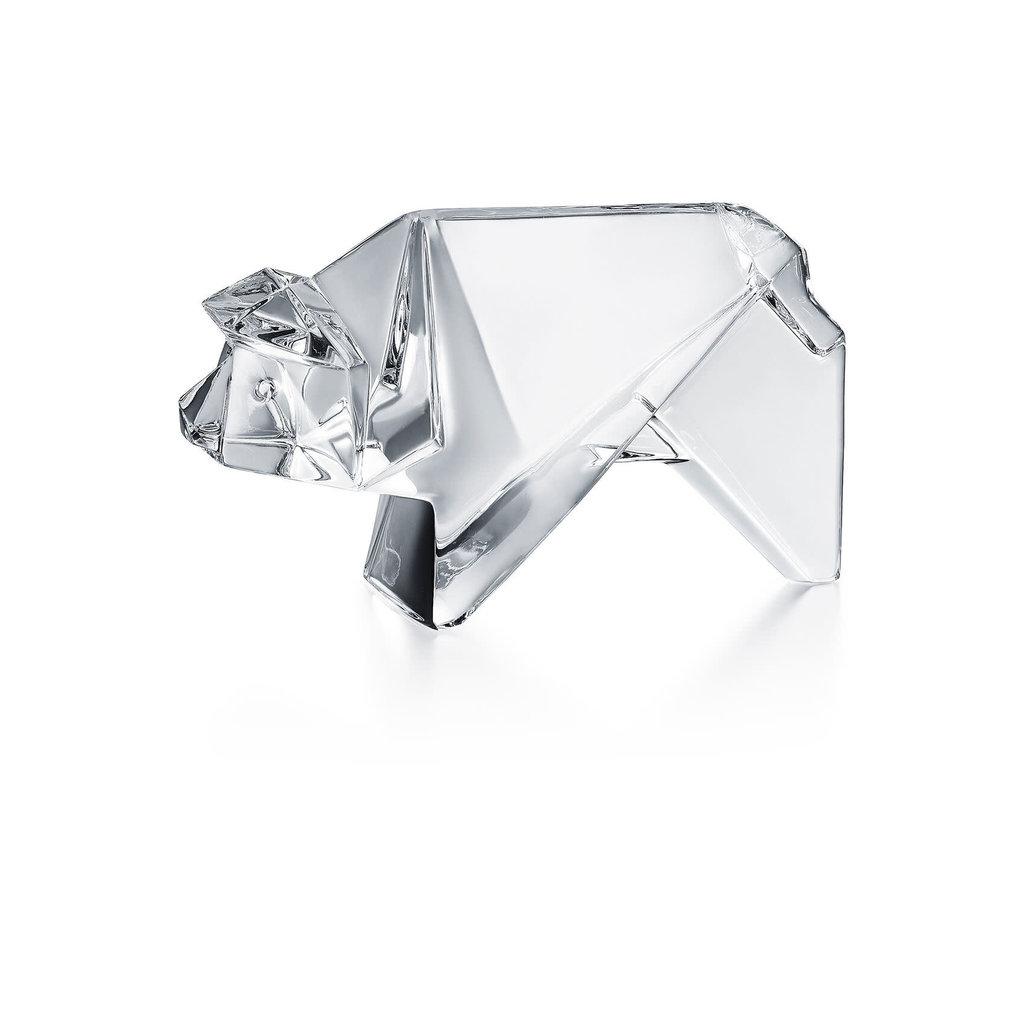BACCARAT Origami Pig