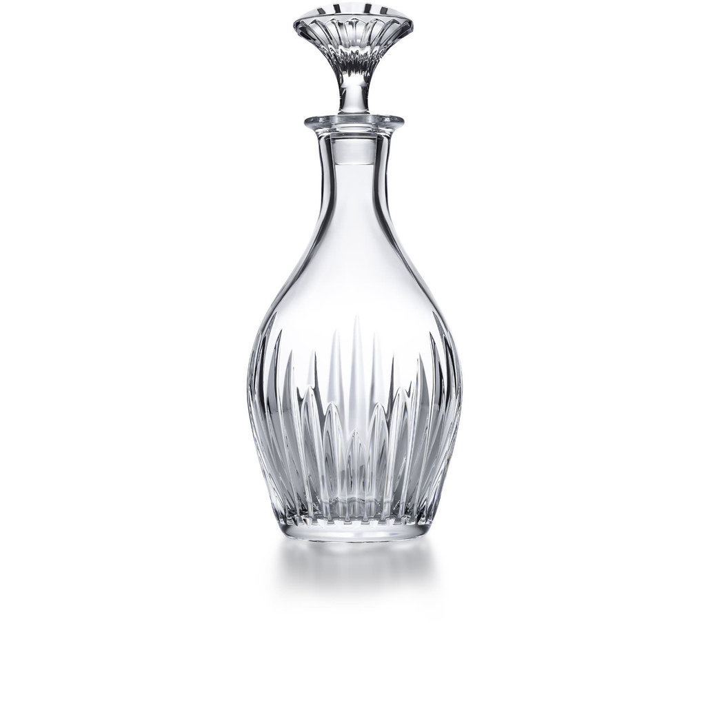 BACCARAT Massena Whisky Decanter Round 0,85L