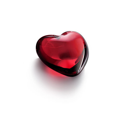 BACCARAT Coeur Amor Red