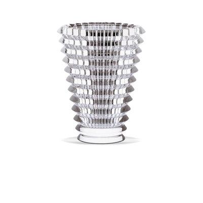 BACCARAT Eye Vase Oval 240