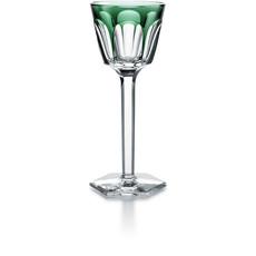 BACCARAT Harcourt Rhine Wine Green