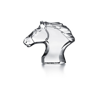 BACCARAT Cheval Head