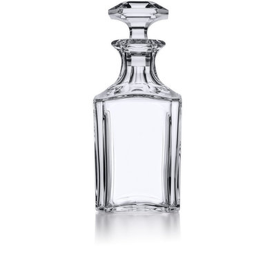 BACCARAT Perfection Whisky Decanter Square 0,75L