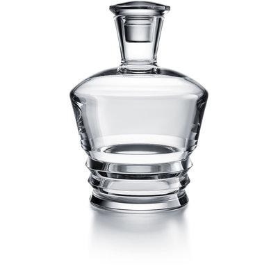 """BACCARAT Vega Whiskey Decanter 8 1/4"""" H - 26 1/2 Oz"""