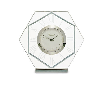 BACCARAT Harcourt Clock Abysse 150