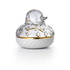 BACCARAT Zoo Duck Clear