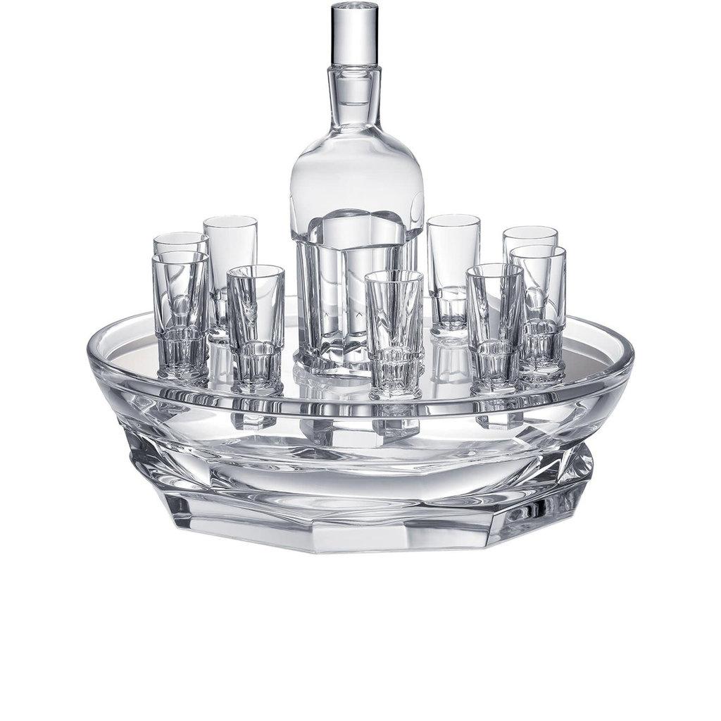 BACCARAT Harcourt Vodka Set Abysse