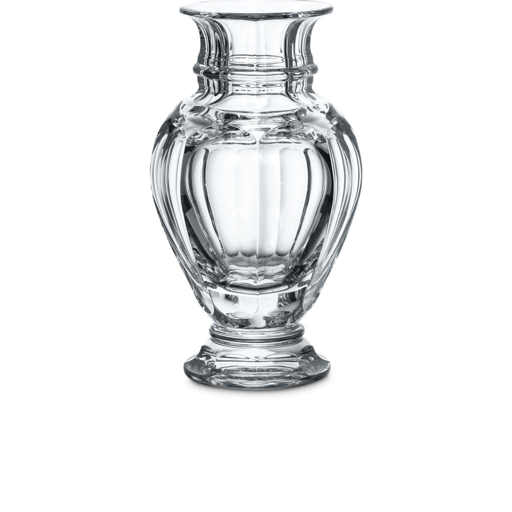 BACCARAT Harcourt Vase Baluster 320 Clear