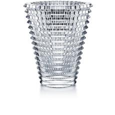 BACCARAT Eye Vase Oval 420