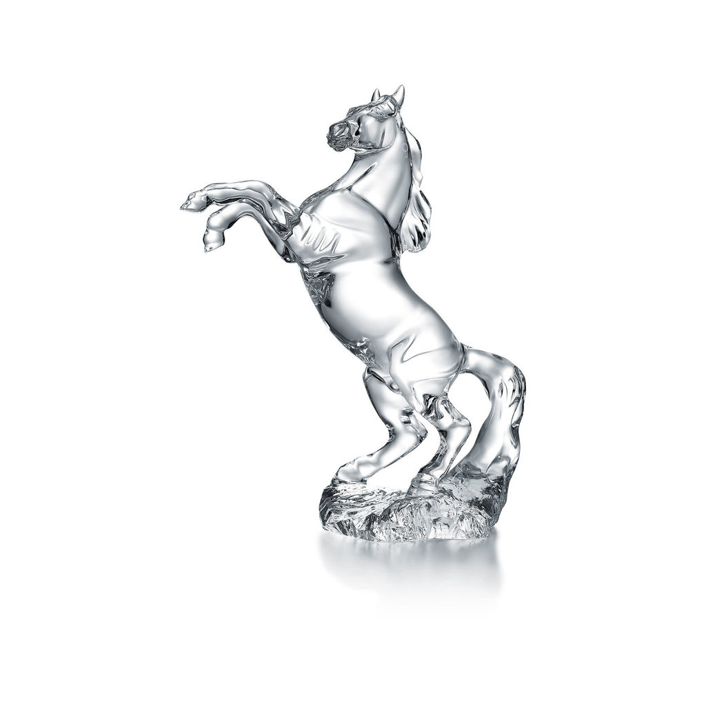 BACCARAT Cheval Clear Horse 99 Copies