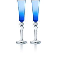 BACCARAT Mille Nuits Blue Flutissimo X2