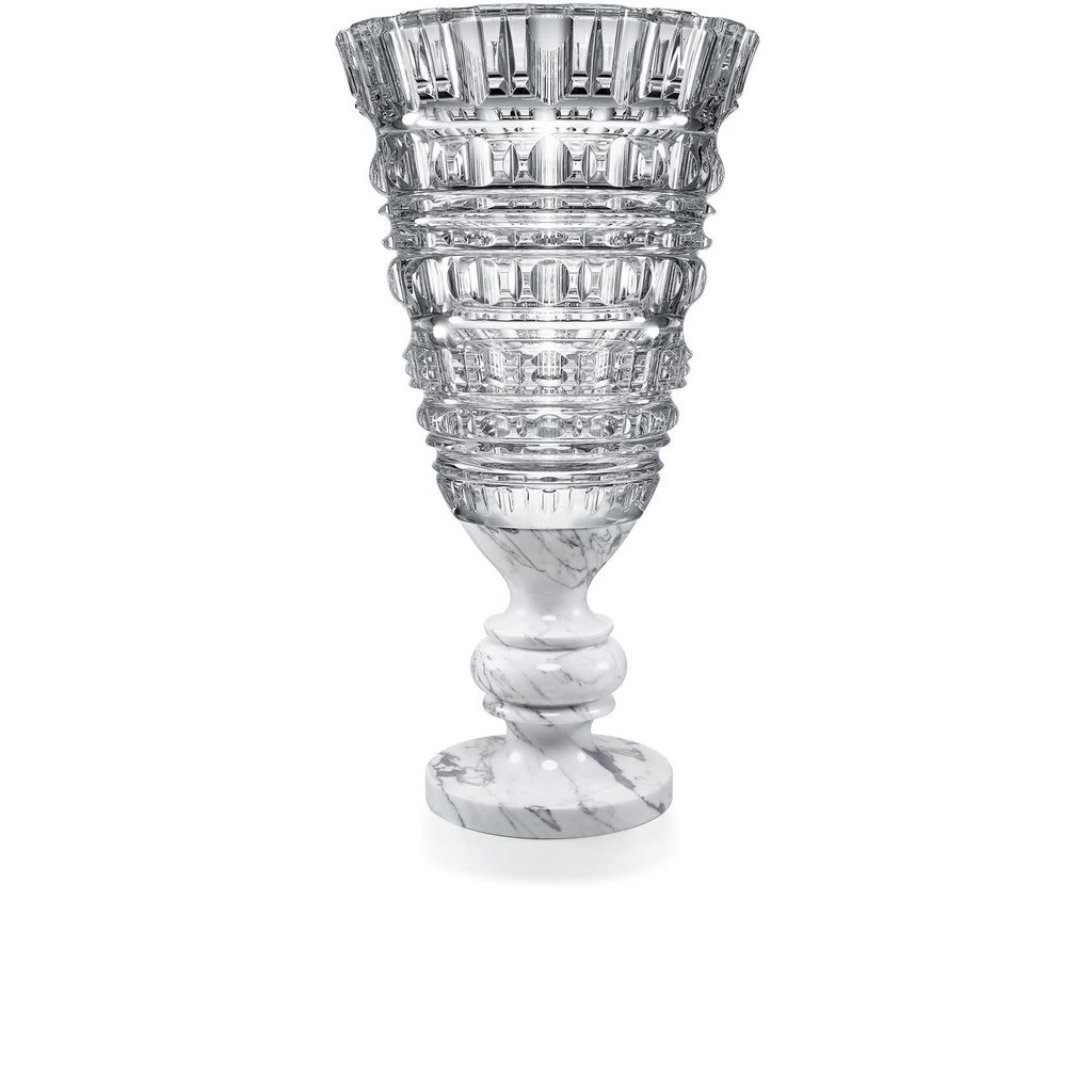 BACCARAT New Antique Ii Clear Vase 99 Copies