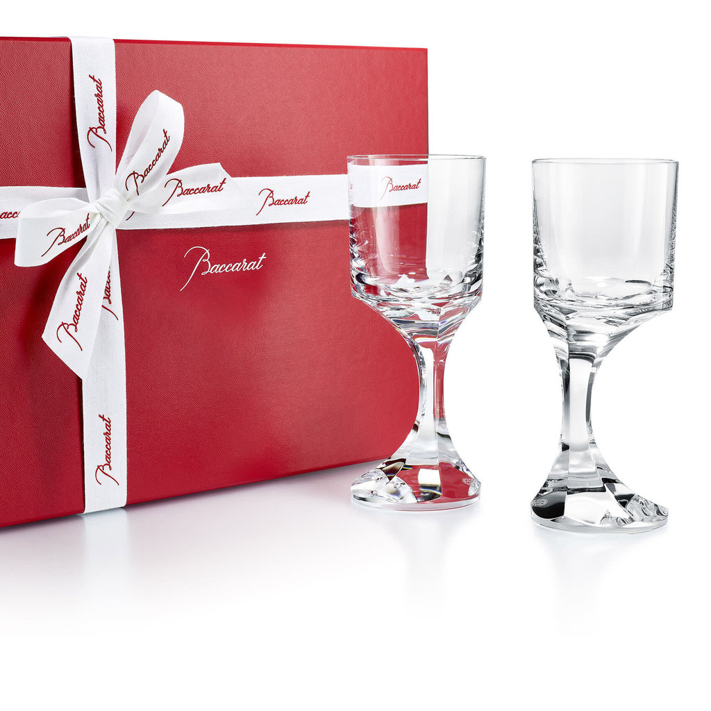 BACCARAT Narcisse Glass 2 X2