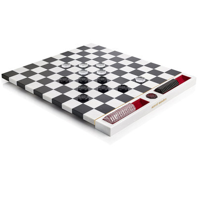 BACCARAT Jeux Checkers