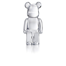 BACCARAT Bearbrick Standing Clear 140