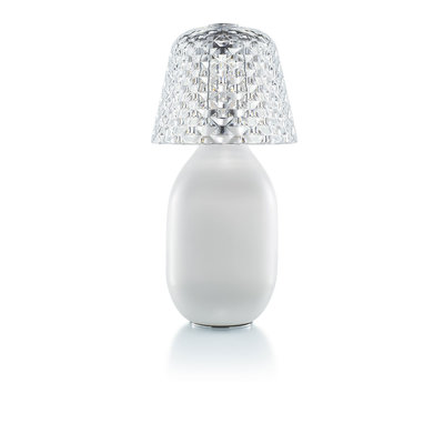 BACCARAT Baby Candy Light Nomadic Lamp Iec White
