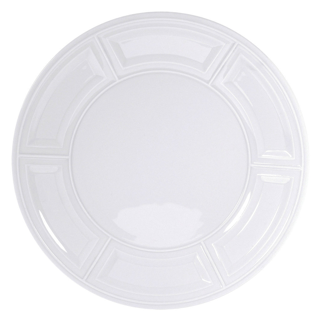 "BERNARDAUD Naxos Service Plate - 11.6"""
