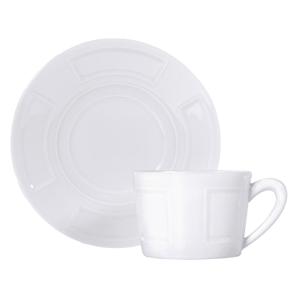BERNARDAUD Naxos Tea Saucer Only