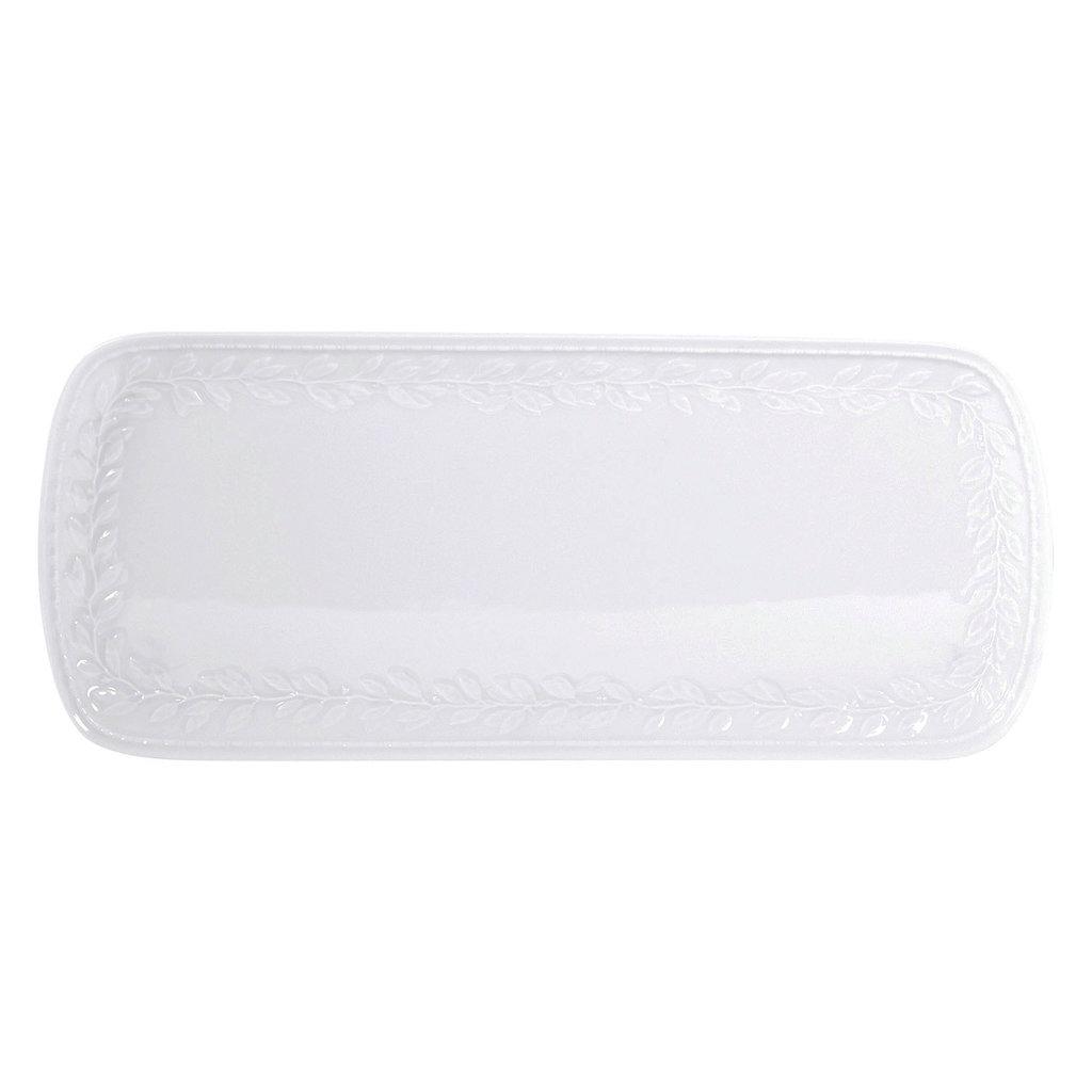 BERNARDAUD Louvre Cake Platter - Rectangular