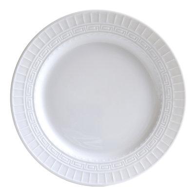 BERNARDAUD Louvre Marly Salad Plate Each 8.3''