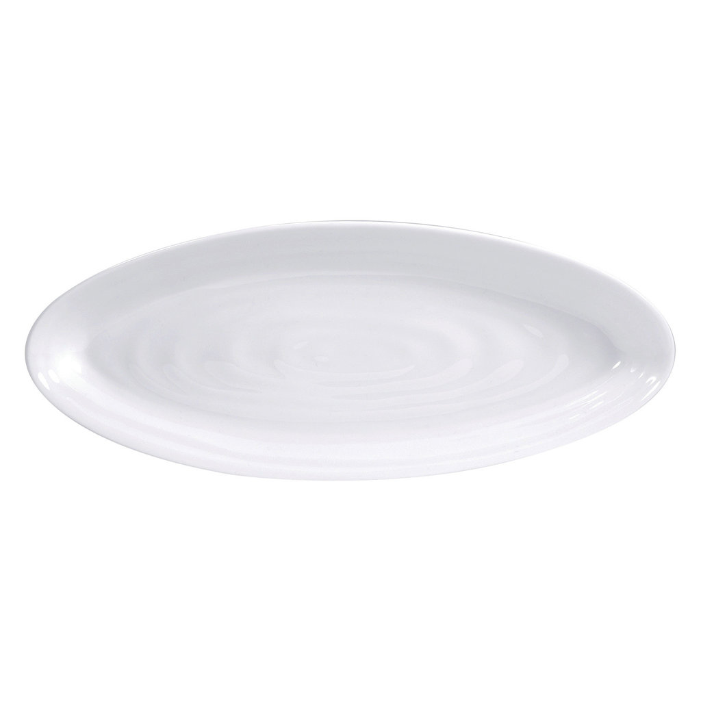 BERNARDAUD Origine Coupe Oblongue 10.8""