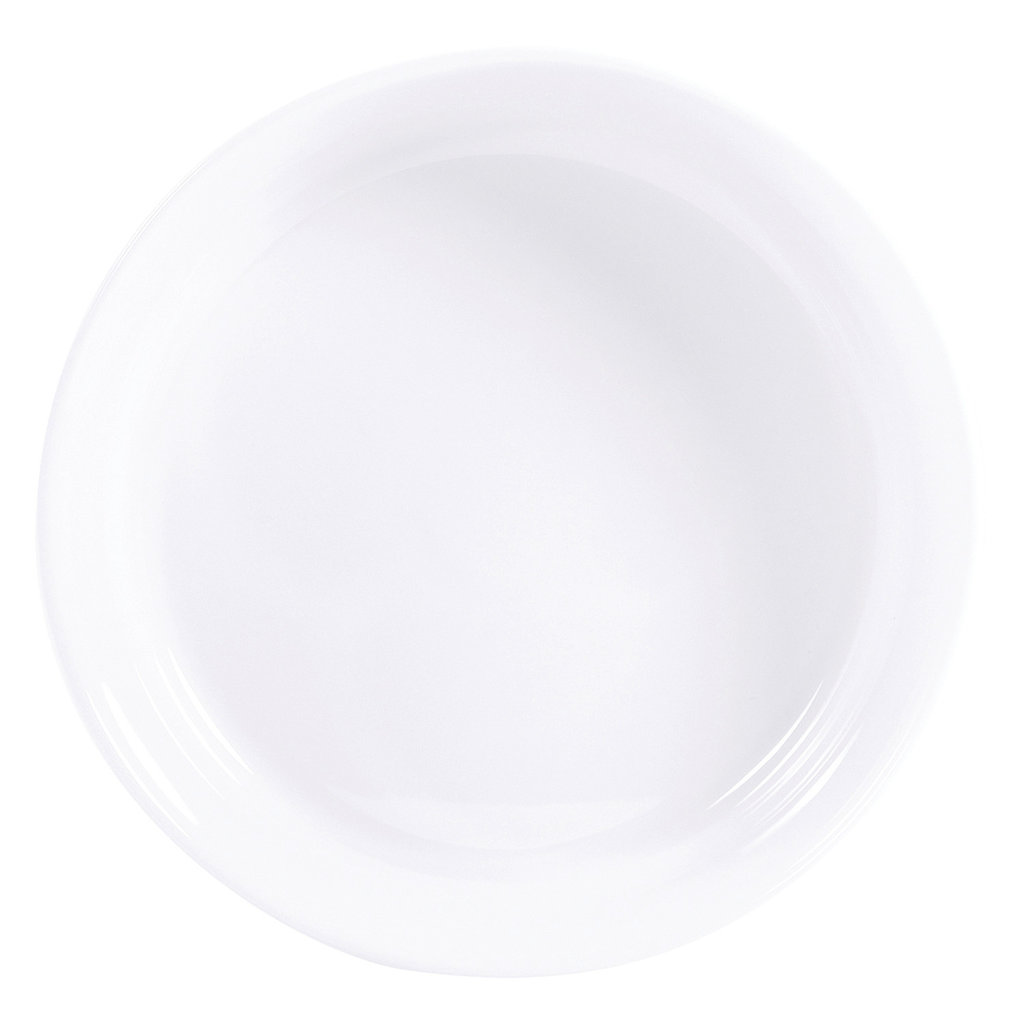 BERNARDAUD Origine Deep Round Dish 9.5In